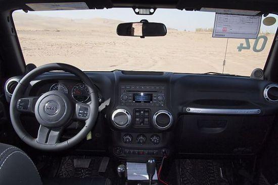 2012款Jeep牧马人上市 售42.89-52.99万2012