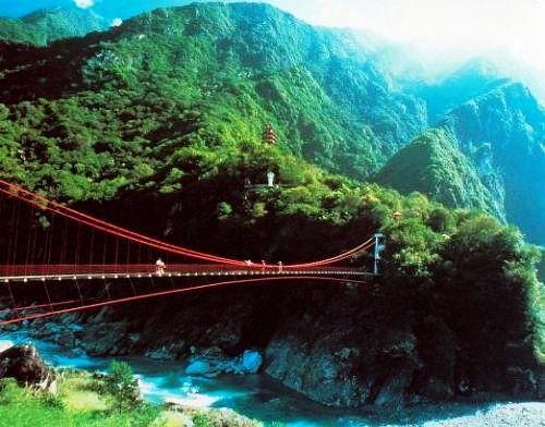 台湾的风情各地区风景