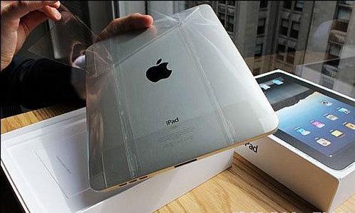 """""""苹果iPad商标被诉侵权""""追踪"""