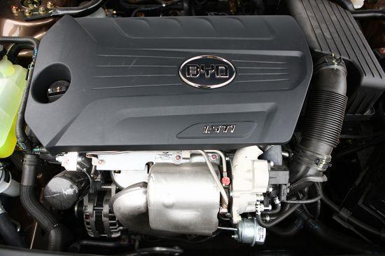 5ti发动机是比亚迪全新涡轮+直喷发动机的开山之作