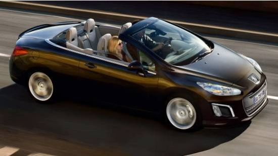 法国进口标致新308cc正式上市销售!西北地区唯一一家进口标高清图片