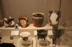 陕西省历史博物馆 沿着历史车辙感受别样回忆