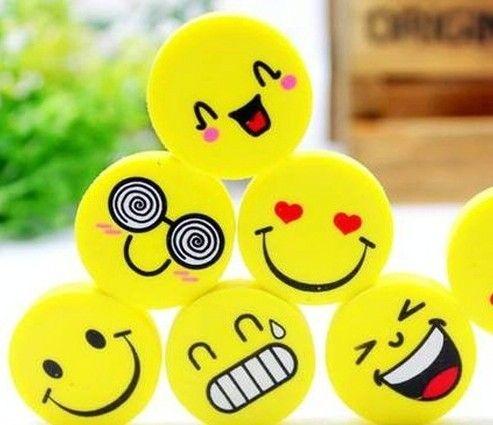 笔笑脸图片可爱