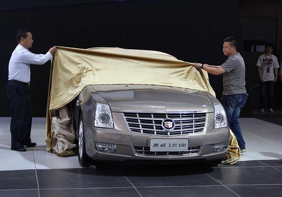 6月9日发布了凯迪拉克srx的新增车型——srx全驱锋尚