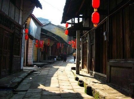 的老时光 盘点山城重庆最美的四大迷人古镇图片