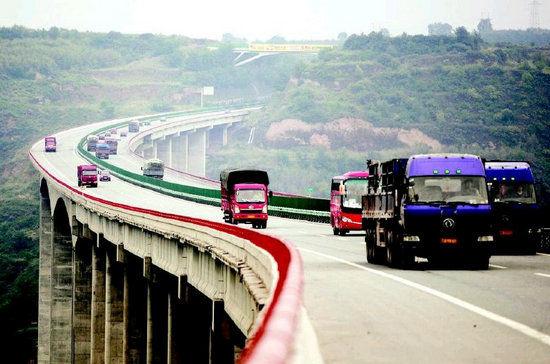 包茂高速湖南重庆段沿途风景区