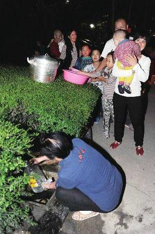 家住西安市长安区春天花园的李女士说