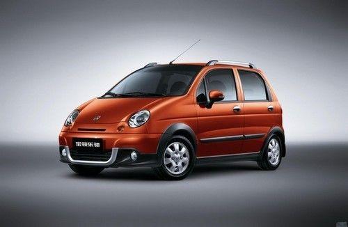 通用汽车雪佛兰乐驰将在中国市场按宝骏品牌销售高清图片