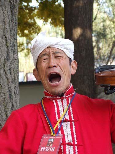 《山丹丹开花红艳艳》《走西口》……陕北是民歌荟萃