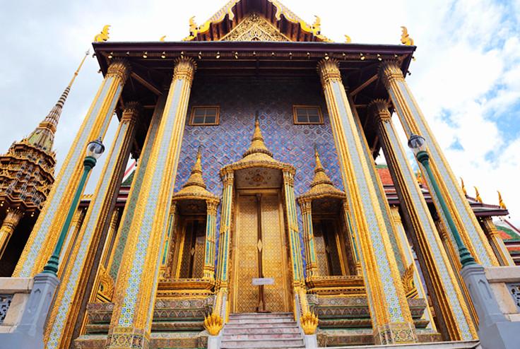 世界上的佛教强国