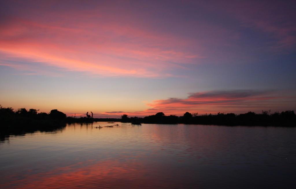洞里萨湖・东南亚最大淡水湖