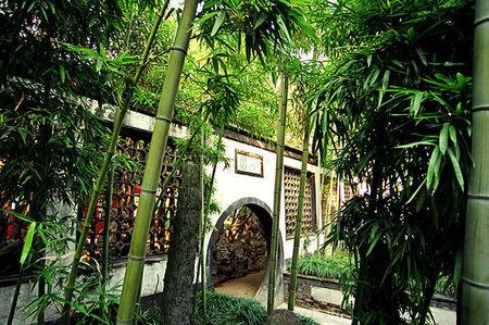 个园   4.竹影四季——个园