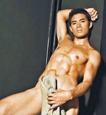 亚洲先生冠军朱晓辉写真