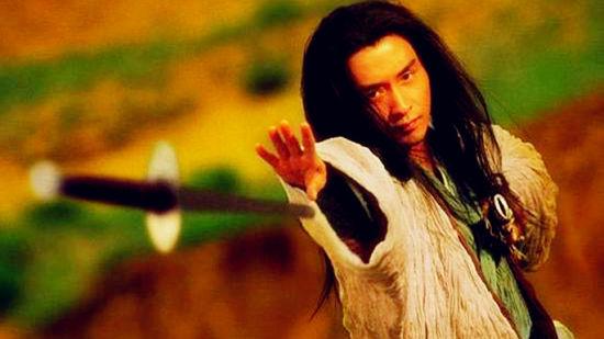 东邪西毒   红石峡曾是电影《东邪西毒》的取景地之一. ...