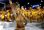 里约狂欢节热辣桑巴舞后
