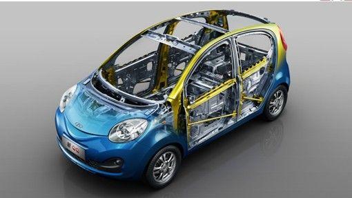钢车身结构也给消费