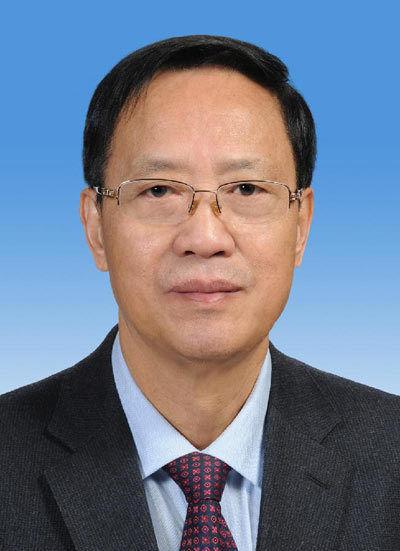 第十二届全国人民代表大会常务委员会副委员长张宝文 新华社发