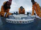 在南极冰雪世界打麻将