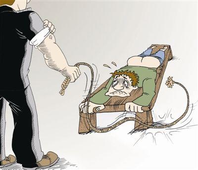 侵者严酷惩罚 鞭刑 -化学阉割很流行 盘点各国对性侵者的严酷惩罚