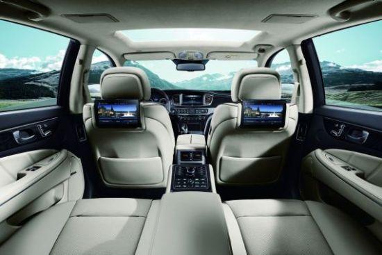 福特推新蒙迪欧四门轿跑车 与大众CC竞争高清图片