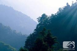 紫柏山-诸葛抚琴