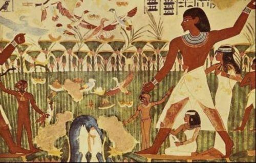 法老的诅咒 细数埃及金字塔中的奇异事件图片