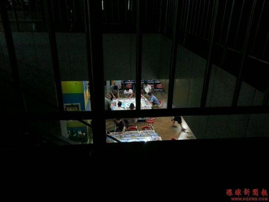 渭南游戏厅赌博泛滥警察未到赌徒先撤_新浪