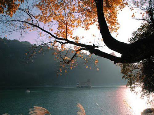 漢中蘭鄭縣國家級自然風景區