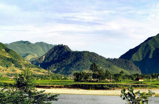 汉中西乡县午子山风景名胜区