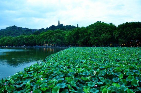 中国十大风景名胜之一