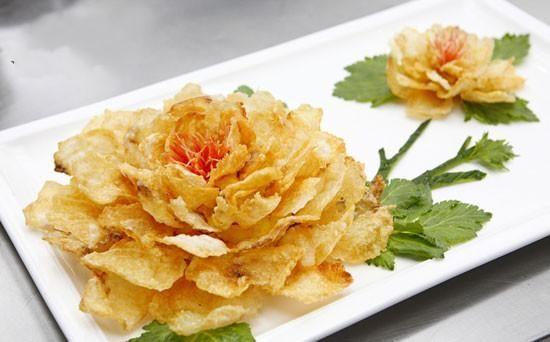 私家小百科美食菜谱v私家牡丹菜谱的厨房_新浪鱼片做法林丹图片
