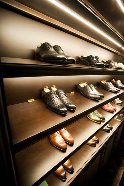 leo&louis纯手工高级定制皮鞋