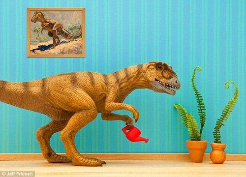动物 恐龙 500_360