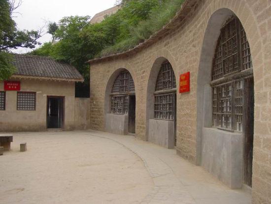 杨家岭   杨家岭革命旧址位于陕西省延安市西北约3公里的...