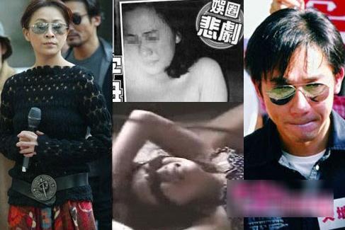 刘嘉玲自曝被绑架细节 遭凌辱强拍裸照(图)