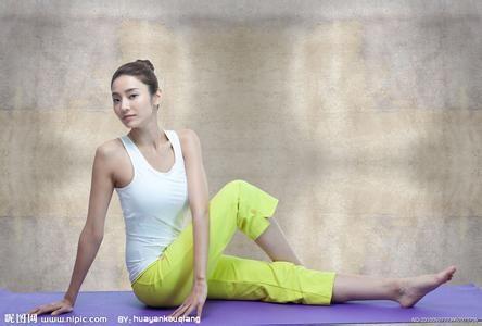 做瑜伽能使全身有热步骤图片