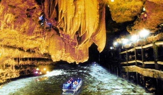 小南海风景区(5张)观音洞位于南郑县小南海风景区,距中国历史文化名城