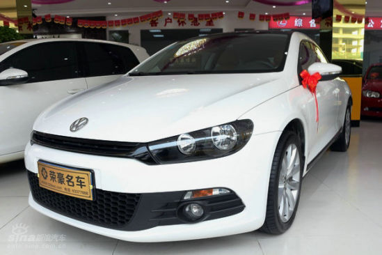 购买二手车2010款大众尚酷仅售21万元_新浪汽车_新浪网