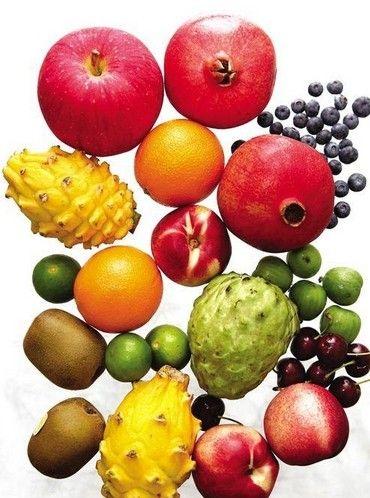 吃遍美食:春天是吃水果天图片
