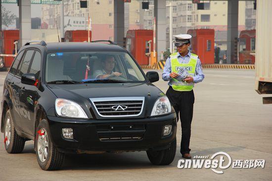 假日期间,陕西全省将加大道路警力部署。(资料图)