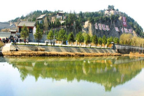 陕西省旅游特色名镇