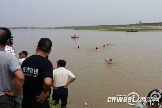 兴平7名儿童渭河边玩耍 6人不幸溺亡仅1人无恙