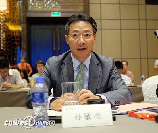 东亚银行常务副行长:陕西迎来金融发展最好时机