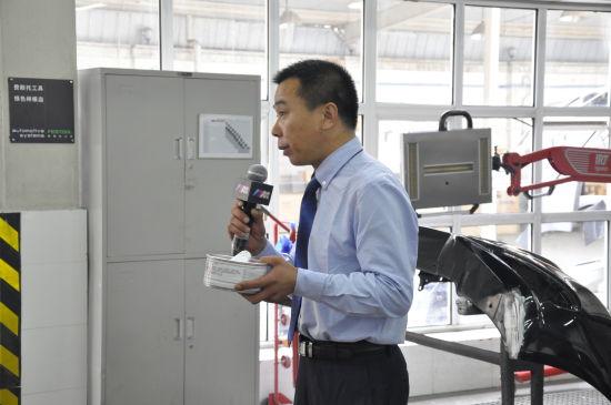 在2013年,宝马就率先在全国推广了胶粘铆接售后维修工艺,最大化保证原
