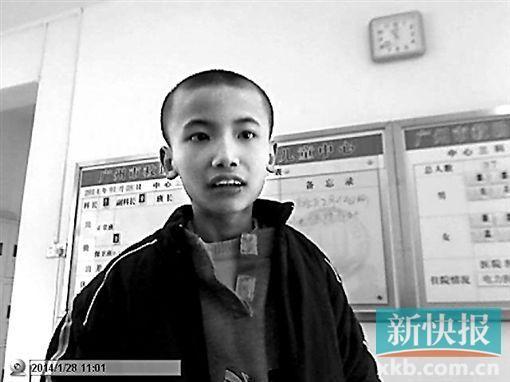"""被家人送广州乞讨""""赚学费"""" 女孩获救助返家上学"""