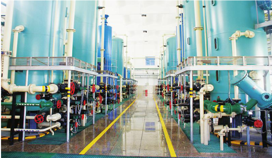 郭家湾工业园区作为府谷煤电化载能四大工业园区之一。
