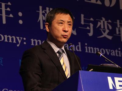 何志毅:中小企业是经济发展最具活力力量