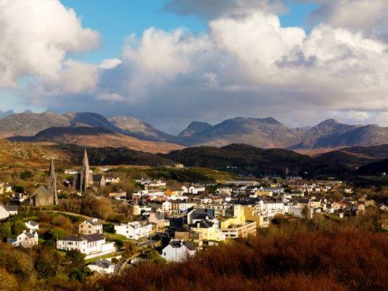 翡翠岛国 爱尔兰风景最美的十大胜地