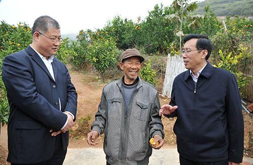 魏增军到城固调研旅游产业和现代农业发展工作