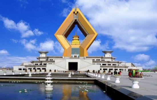 宝鸡 资讯 正文    五一黄金周期间,法门寺佛文化景区为来自世界各地